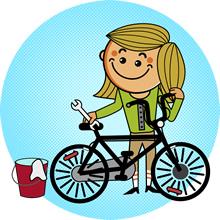 Maintain your bike